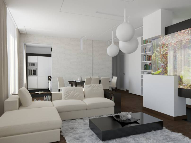 Apartment on Leninskiy Ave. in Moscow Russia1