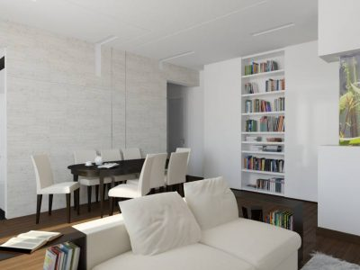 Apartment on Leninskiy Ave. in Moscow Russia3
