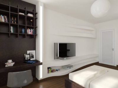 Apartment on Leninskiy Ave. in Moscow Russia7